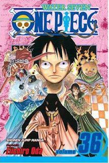 One Piece Anime Manga Volume 36 From Amazon