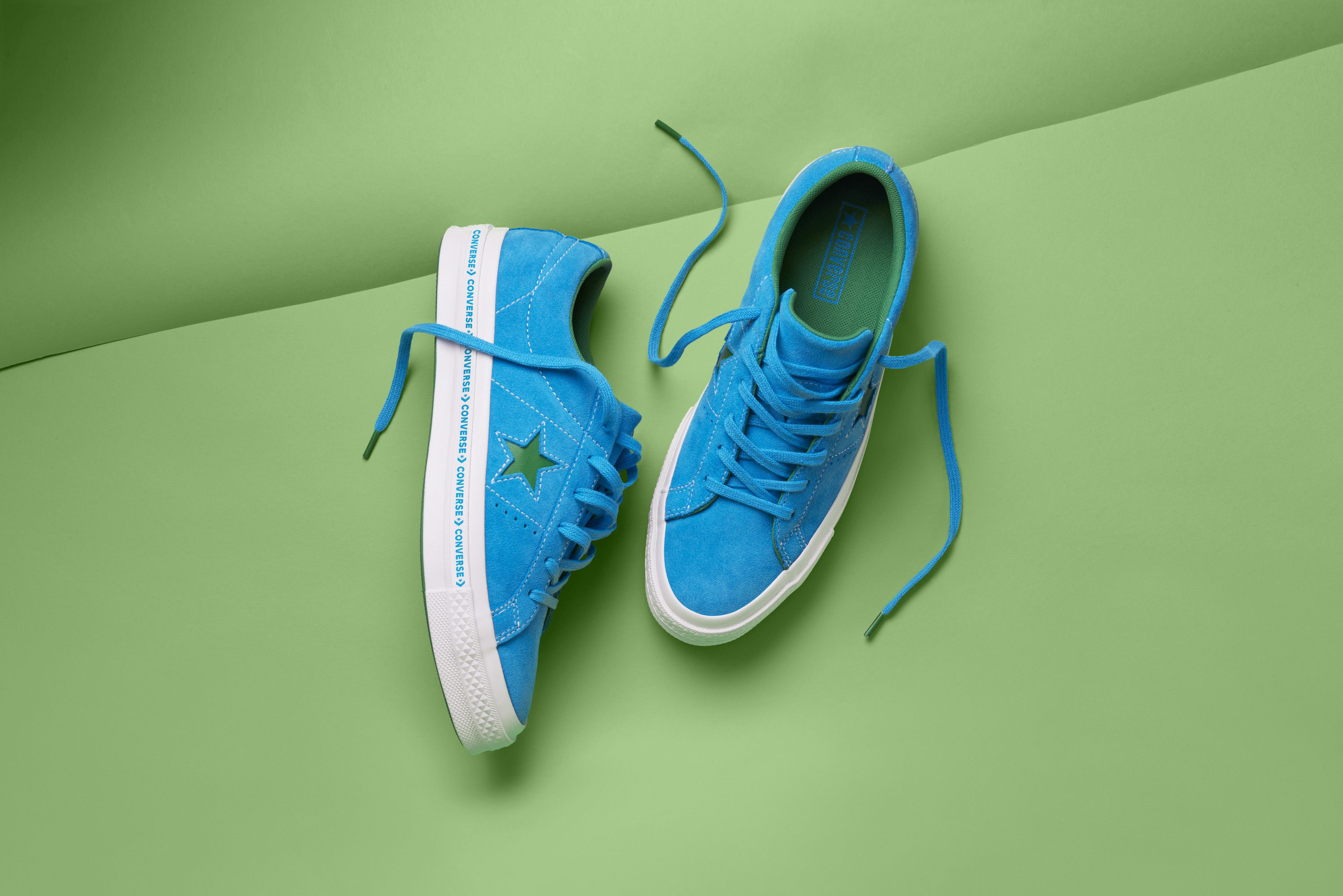 Converse one star, Shoes