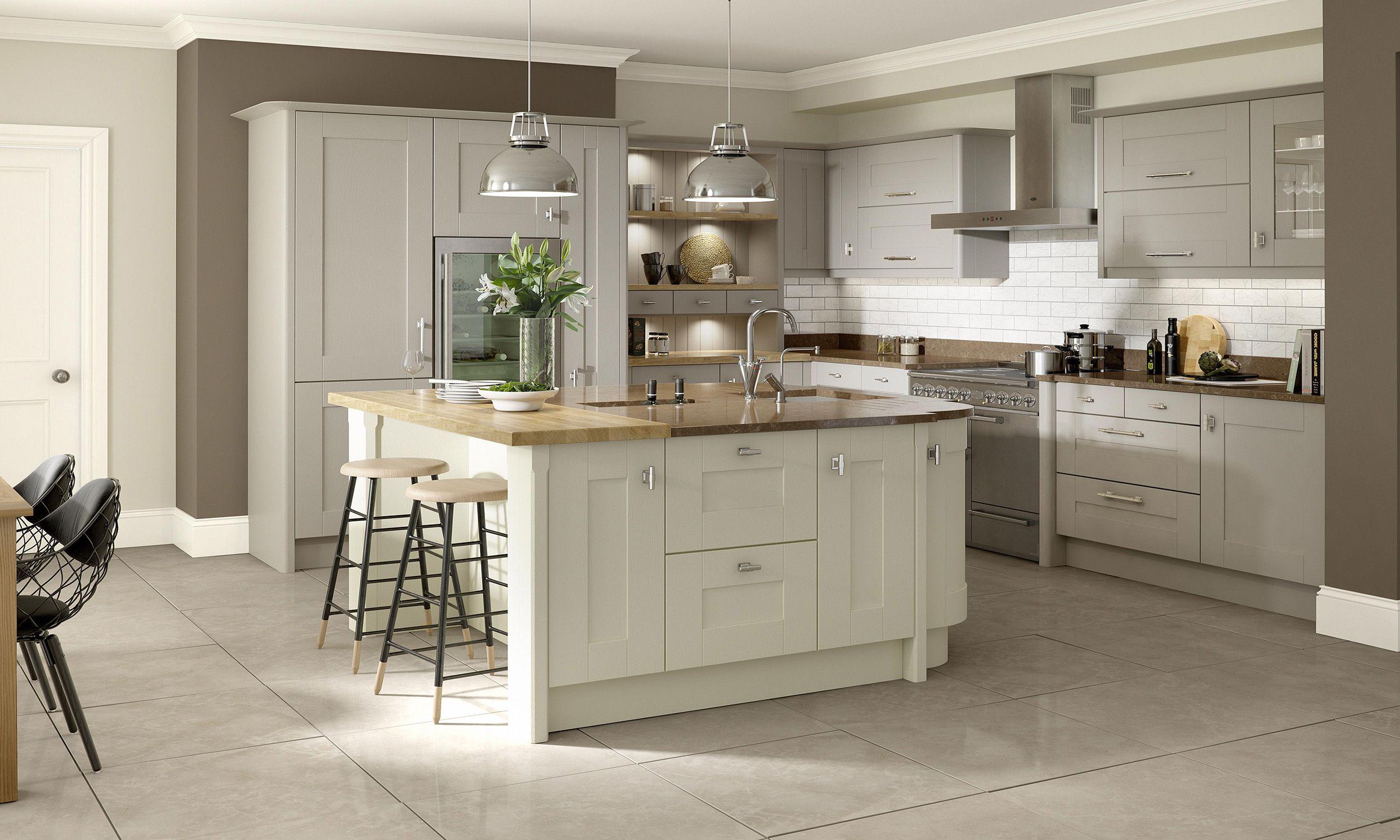 Broadoak Kitchen Kitchen fittings, Kitchen design
