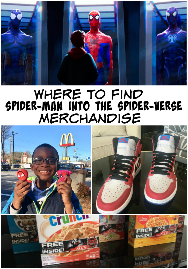 c417cfab48f759 Here s Where You Can Find Spider-Man  Into the  Spiderverse Merchandise