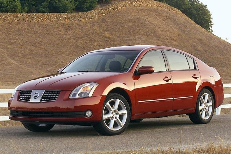 Ranking The Most Reliable Used Cars Under 2000 Dollars Nissan Maxima Cars For Sale Cheap Used Cars