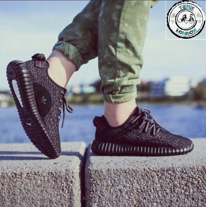 wholesale dealer 42f05 2c8cd Adidas Yeezy Boost 350 Precio   180.000 Color  Negro WhatsApp  +57 314 862  09 12