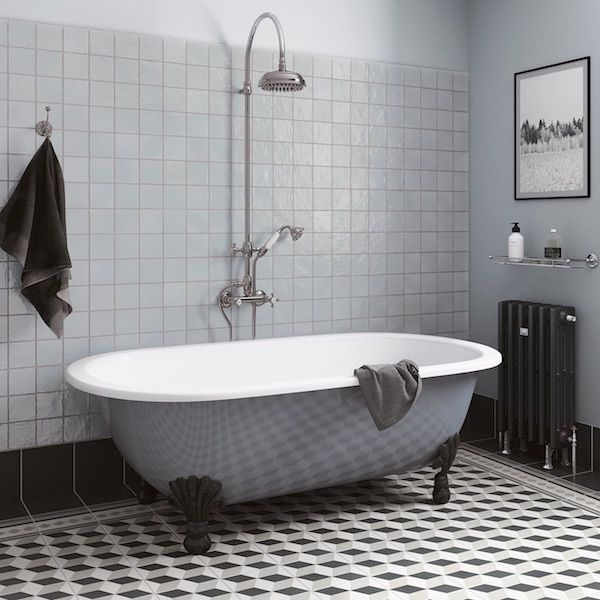 Tips For Victorian Bathrooms Topsdecor Com In 2020 Best Bathroom Flooring Victorian Bathroom Trendy Bathroom