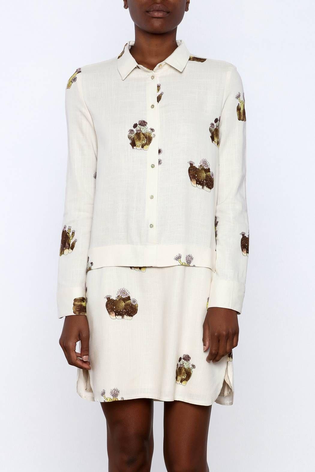 Shoptiques Product: Cactus Dress - main