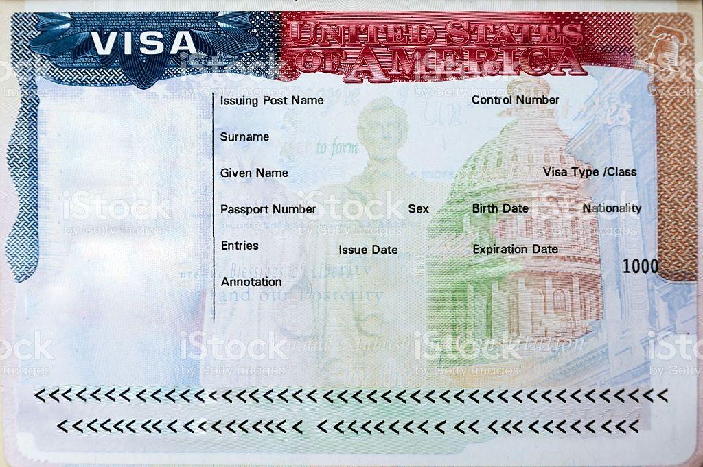 Passport With Usa Visa Entry Admitted Passport Template Passport Online Visa Card Numbers
