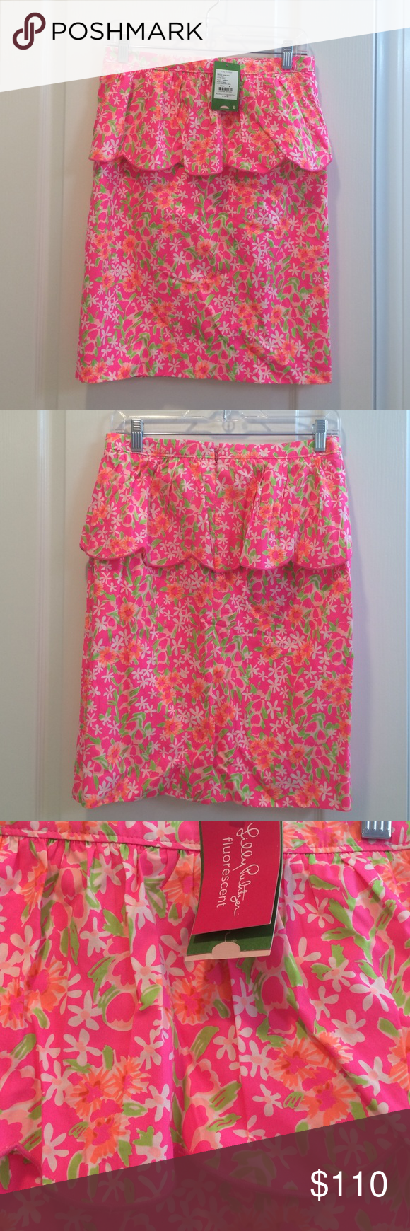 🎉 Host Pick 🎉 NWT Lilly Pulitzer Skirt. NWT