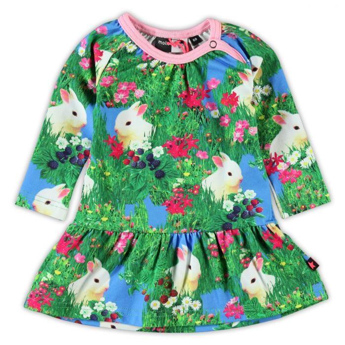 Molo Baby Girls jurk | kleertjes.com