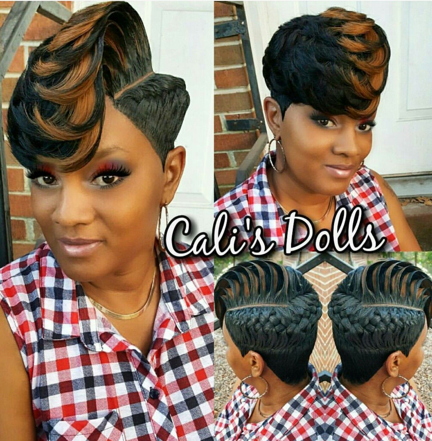 Pin By Simply Sonya By Sms Llc On Hair Short Quick Weave Hairstyles Quick Weave Hairstyles Short Weave Hairstyles