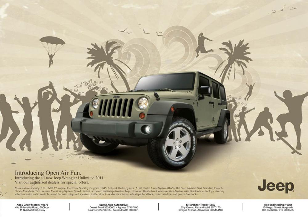 Jeep Wrangler on Behance Jeep, Jeep wrangler, Wrangler