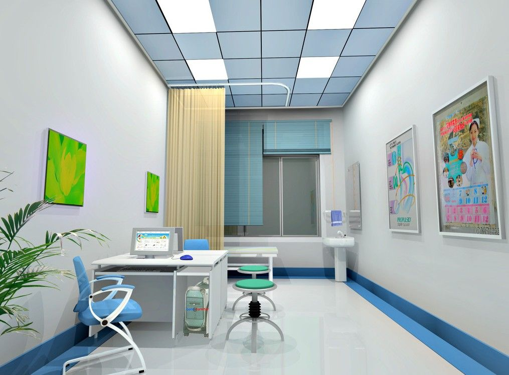 beautiful pediatric clinic interiors - Google Search | Projects to ...