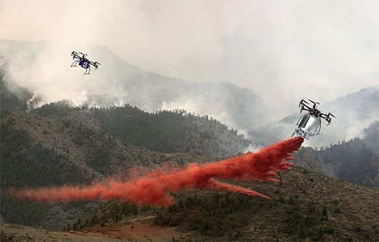 Forest Fire Fighting Drone Wonderful stuffs never stops me from reckoning them and at this moment I really enjoying this