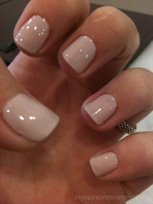 Love this nude....Essie \