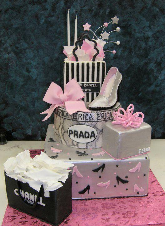 Designer Handbag Gucci Unique Cakes Pinterest Cake Cake