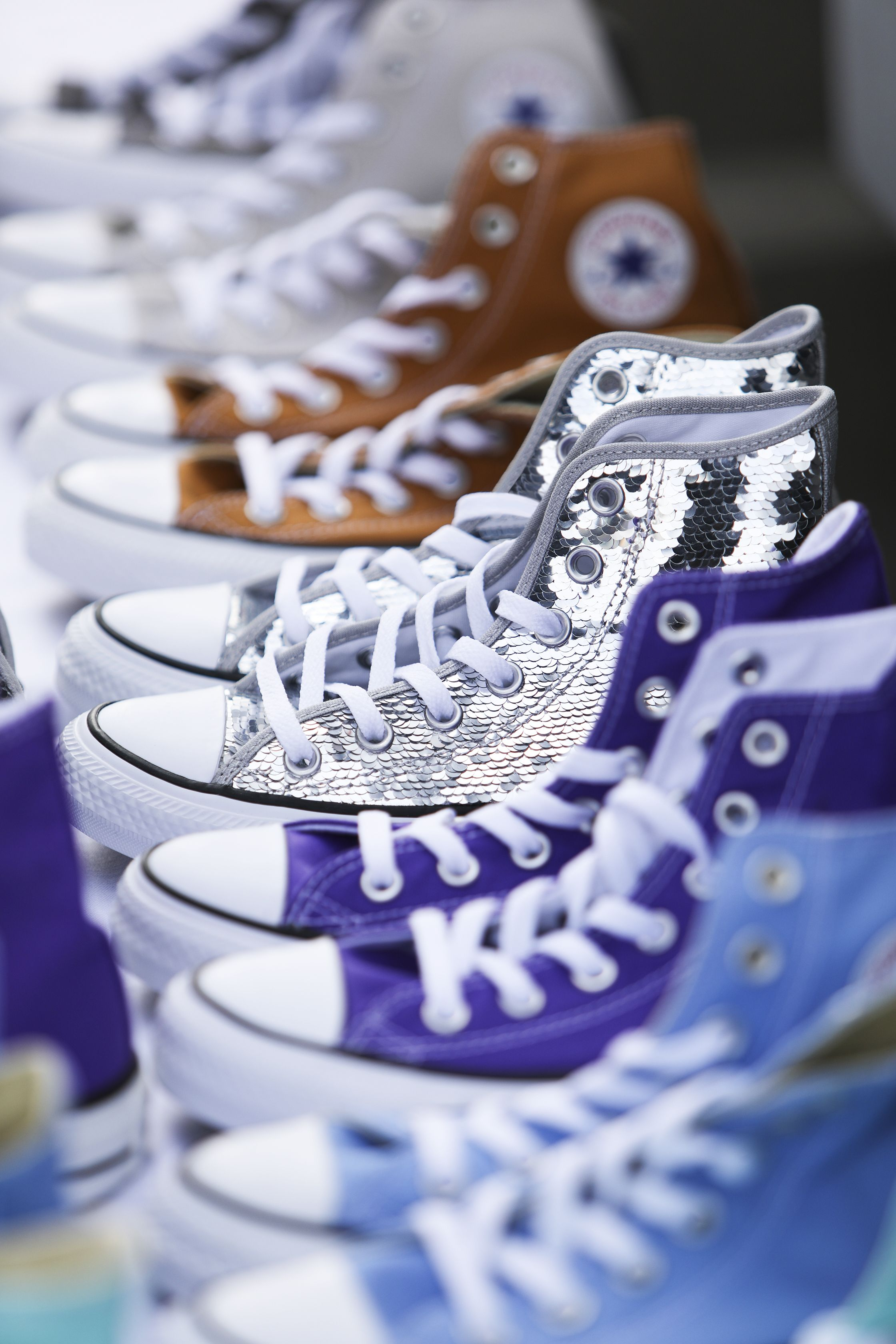 Stand out in the Chuck Taylor All Star. #ForeverChuck