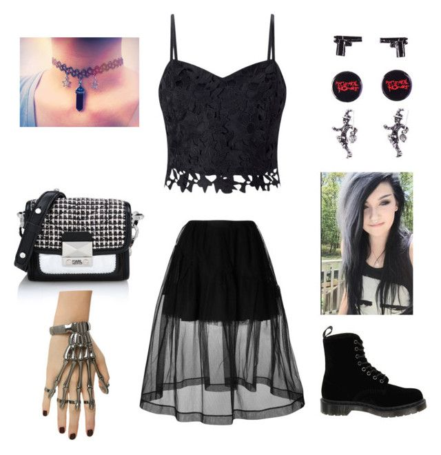 """""""Emo"""" by rosyalcaraz ❤ liked on Polyvore featuring art"""