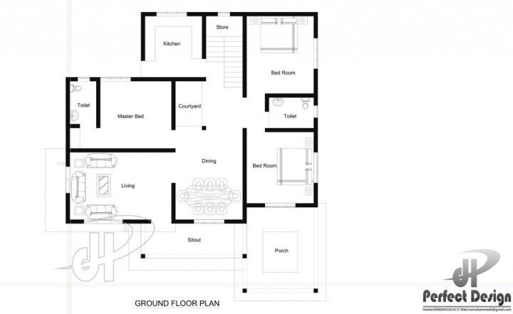 This House Plan Is Designed To Be Built In 1237 Square Feet 115 Square Meters Myhouseplanshop Com One Story Homes Story House Duplex House Plans