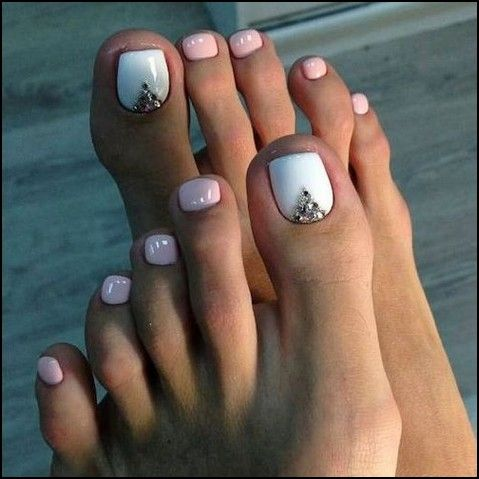 81 toe nail art designs to keep up with trends  page 52