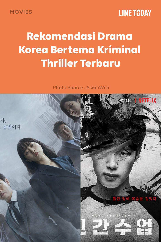 Rekomendasi Drama Korea Bertema Kriminal Thriller Terbaru Drama Korea Drama Komedi
