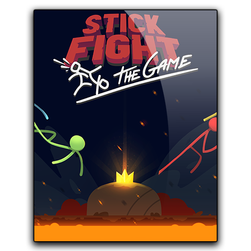 Icon Stick Fight The Game by
