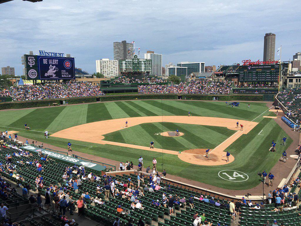 Wrigley Field Chicago Cubs Wrigley Field Wrigley Field Chicago Baseball Park