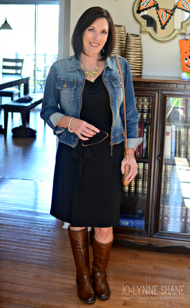 Fashion Over 40: How to Mix Black with Brown & other Fashion Rules ...