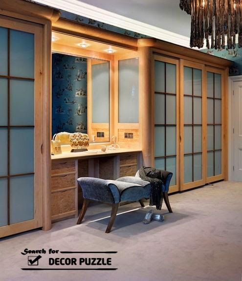 Bedroom Cupboard Designs With Dressing Table Bedroom Furniture Sketches Camo Bedroom Accessories Bedroom Design For Small Room: Latest Luxury Dressing Table Designs With Mirror For