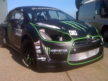 Monster Rally Cross Graphix