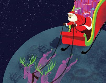 "Check out new work on my @Behance portfolio: ""Santa Claus"" http://be.net/gallery/46942715/Santa-Claus"