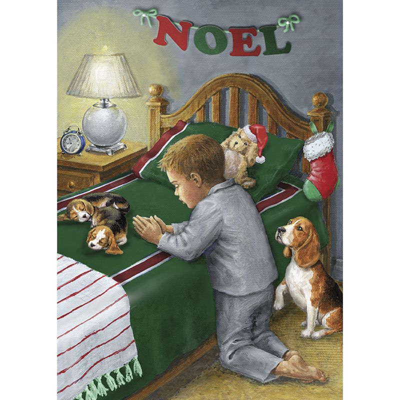 Beagle Christmas Cards - Prayer | Beagles | Pinterest | Beagle ...