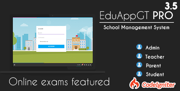 EduAppGT Pro - School Management System | Code-Scripts-and-Plugins