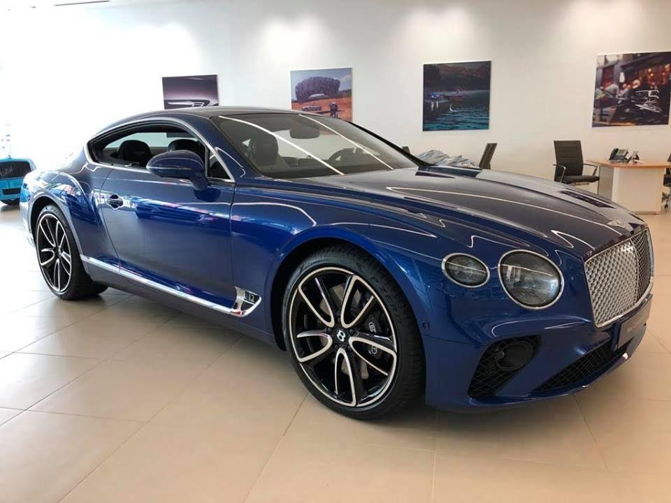 2019 Bentley Continental Gt Cars Autos Bentley