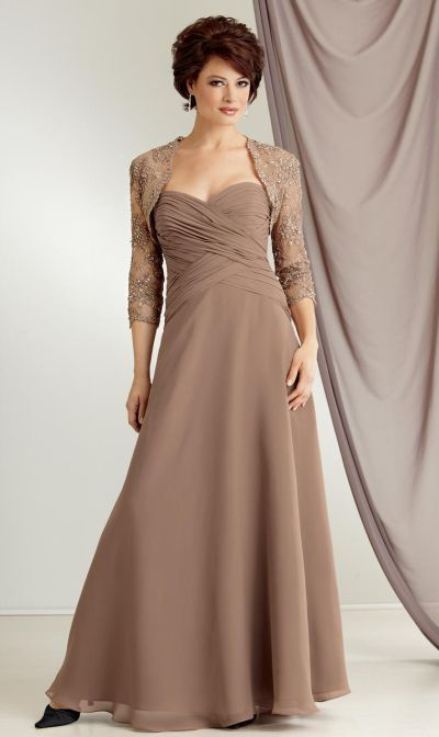 estelles mother of the bride dresses | ... 6020 by Jordan Mother ...