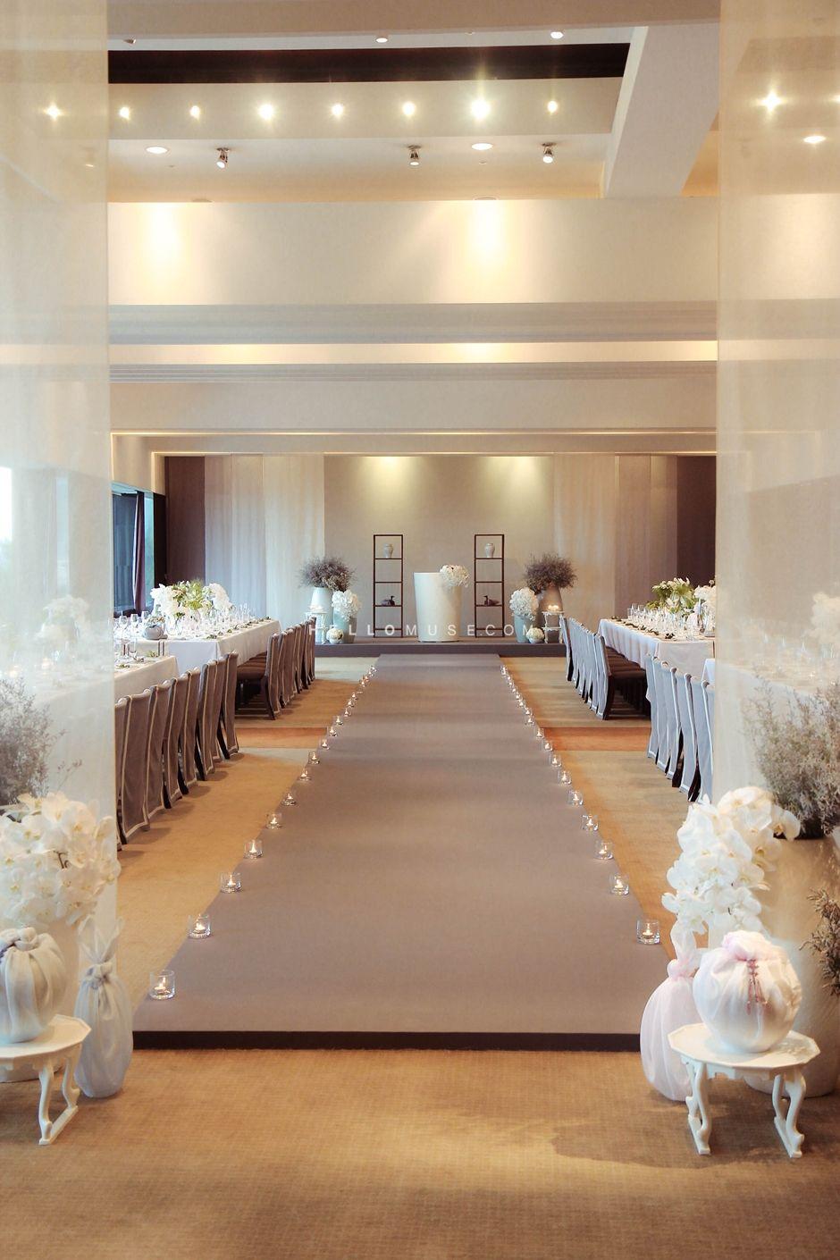 Wedding Banquet In Seoul Korea Grand Hyatt Venue Planner