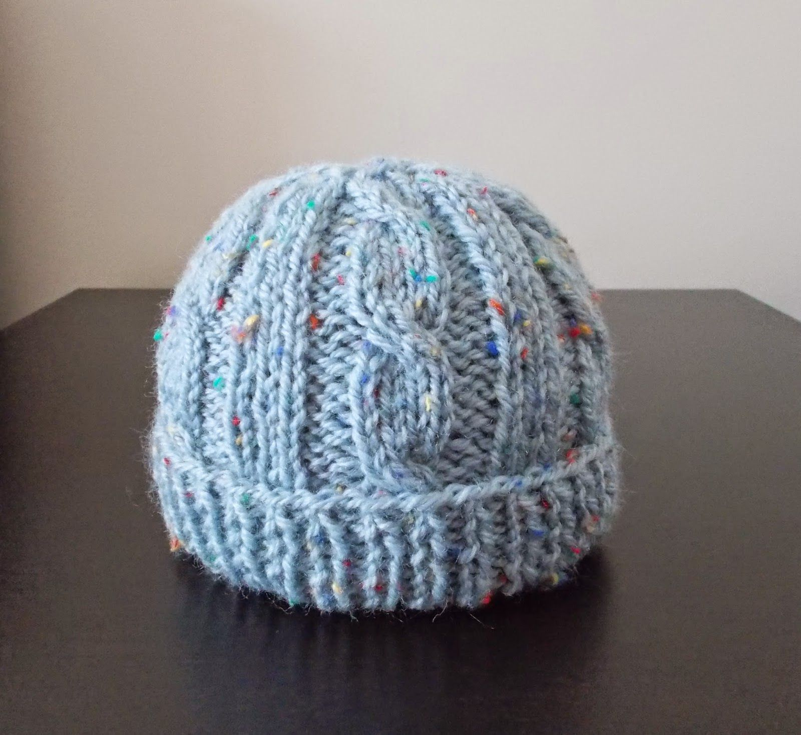 This is the cutest little cabled baby hat cabled baby hat top tip knit patterns this is the cutest little cabled baby hat bankloansurffo Image collections