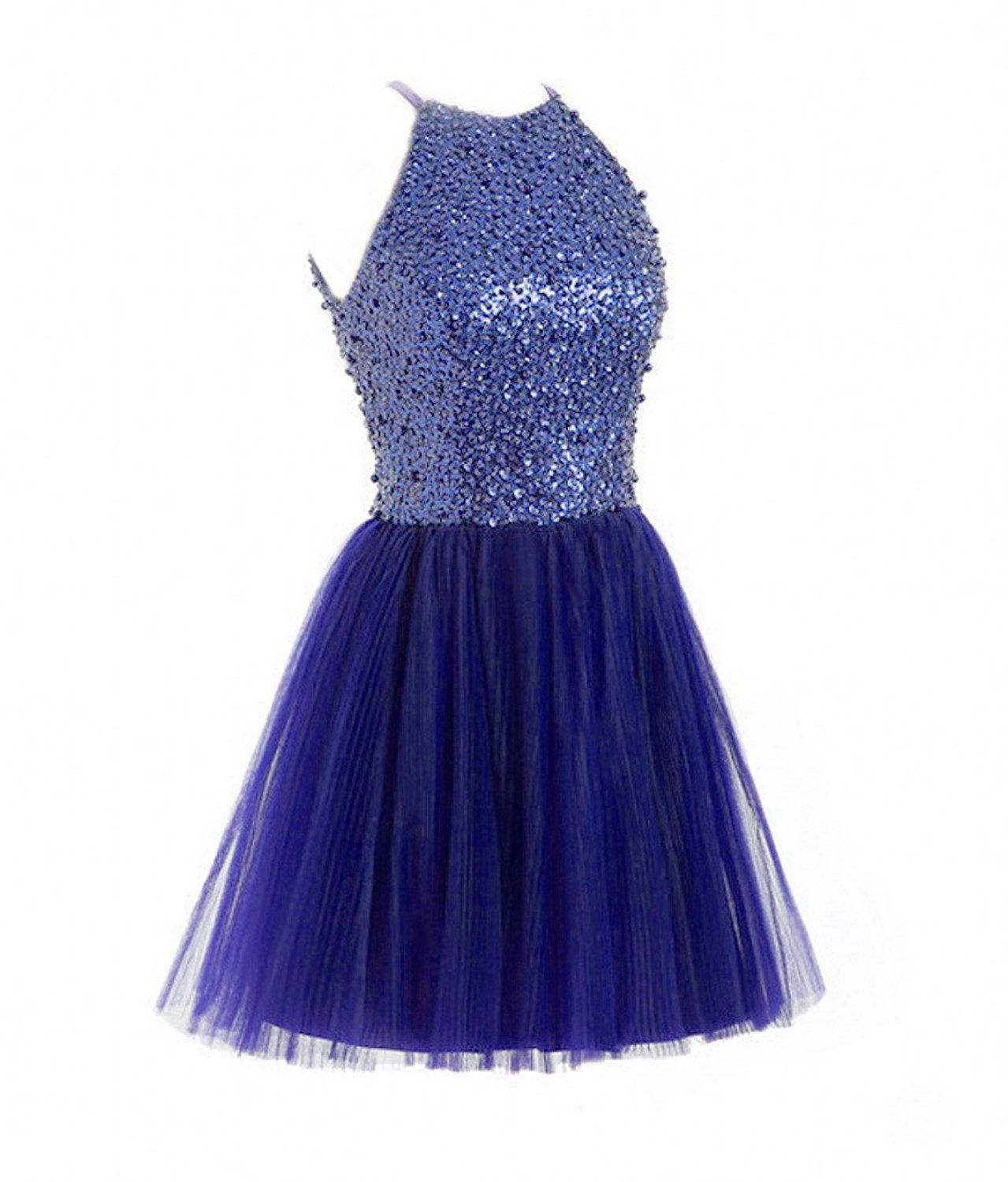 Beilite womenus beads short homecoming dresses cocktail party gown