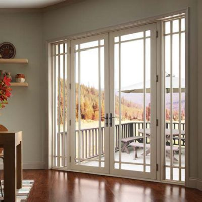 Vinyl French Patio Doors Exterior Projects Pinterest French