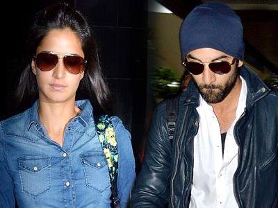 Ranbir Kapoor and Katrina Kaif spotted in Sri Lanka holidaying!