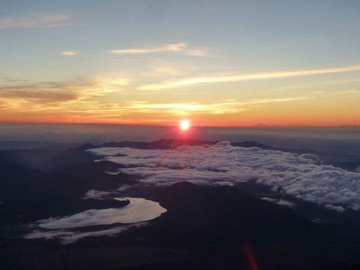 L'ascension du Mont Fuji : une aventure !