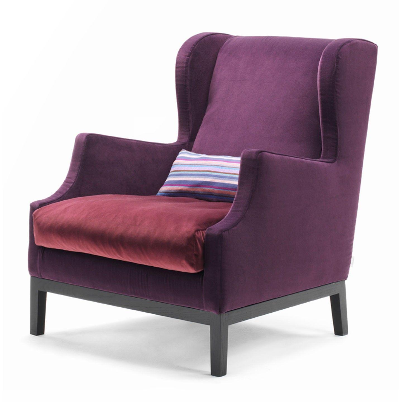 Chauffeuse armchair piero lissoni cadeiras e poltronas for Divani mobilia