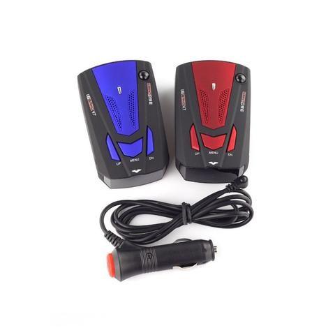 V7 car-detector Car radar GPS 360 Car Speed Testing System Radar Detector GPS Built-in
