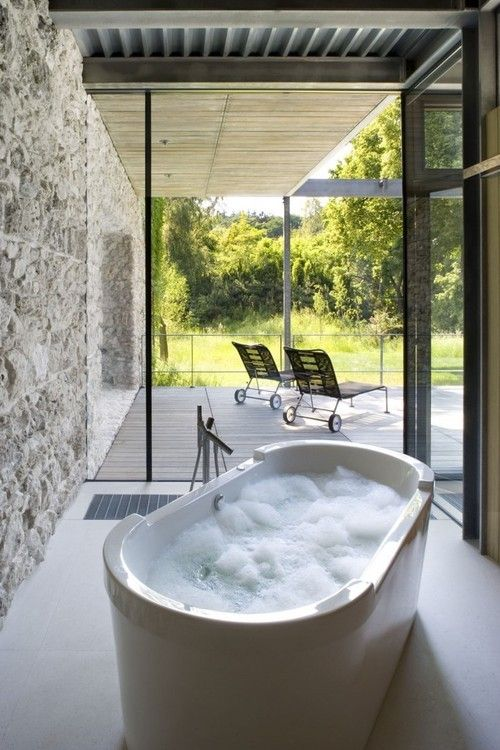 CJWHO ™ (Jodlowa House, a Stunning Glass House in Krakow by...) — Designspiration