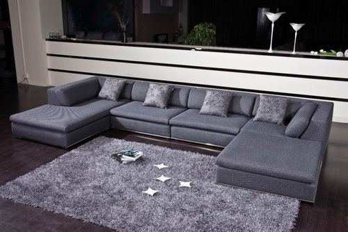 modern u shaped sofa design u shaped