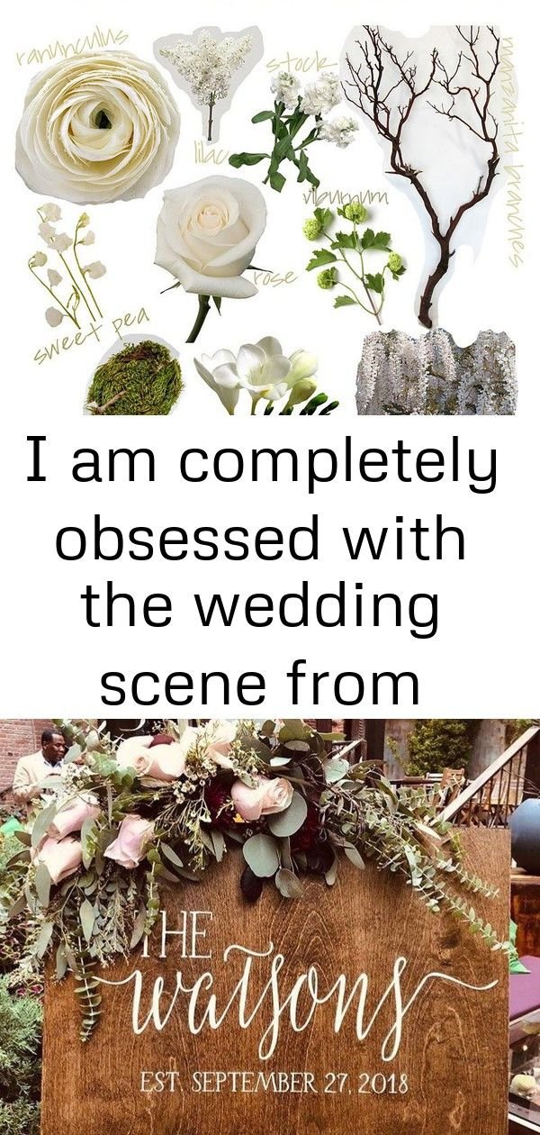I am completely obsessed with the wedding scene from breaking dawn.