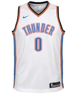 4527a8dbc Nike Russell Westbrook Oklahoma City Thunder Association Swingman Jersey