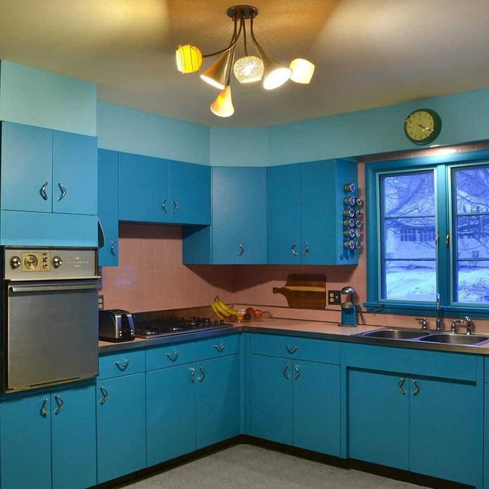 50 Smart And Retro Style Kitchen Ideas For That Diffe Look