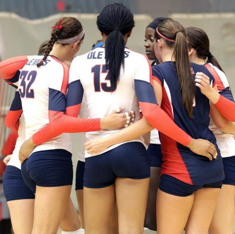 Volleyball University Of Mississippi Ole Miss Mississippi