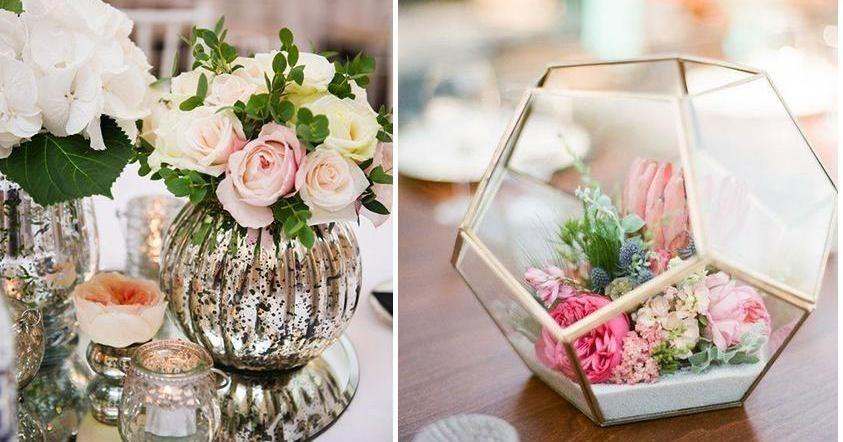 Floreros para dar a tu hogar color y calidez