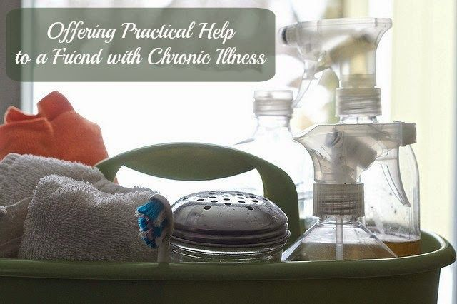 Cranberry Tea Time: Offering Practical Help to a Friend with Chronic Illness