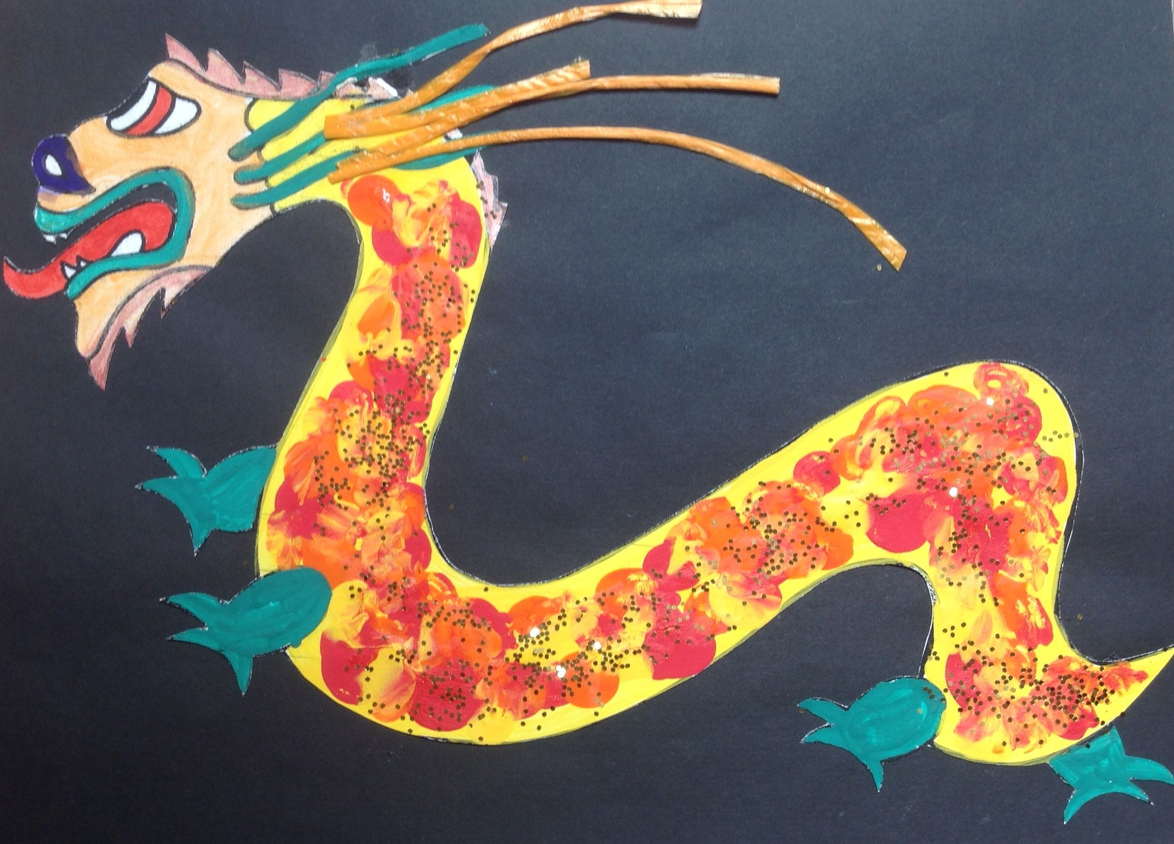 Dragon / Chine