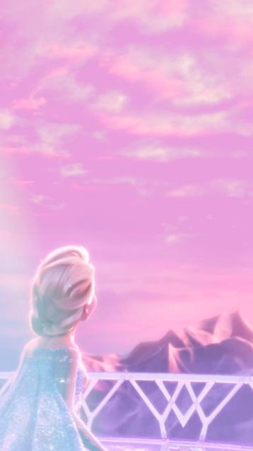 Frozen Iphone Background By Annabjorgmans